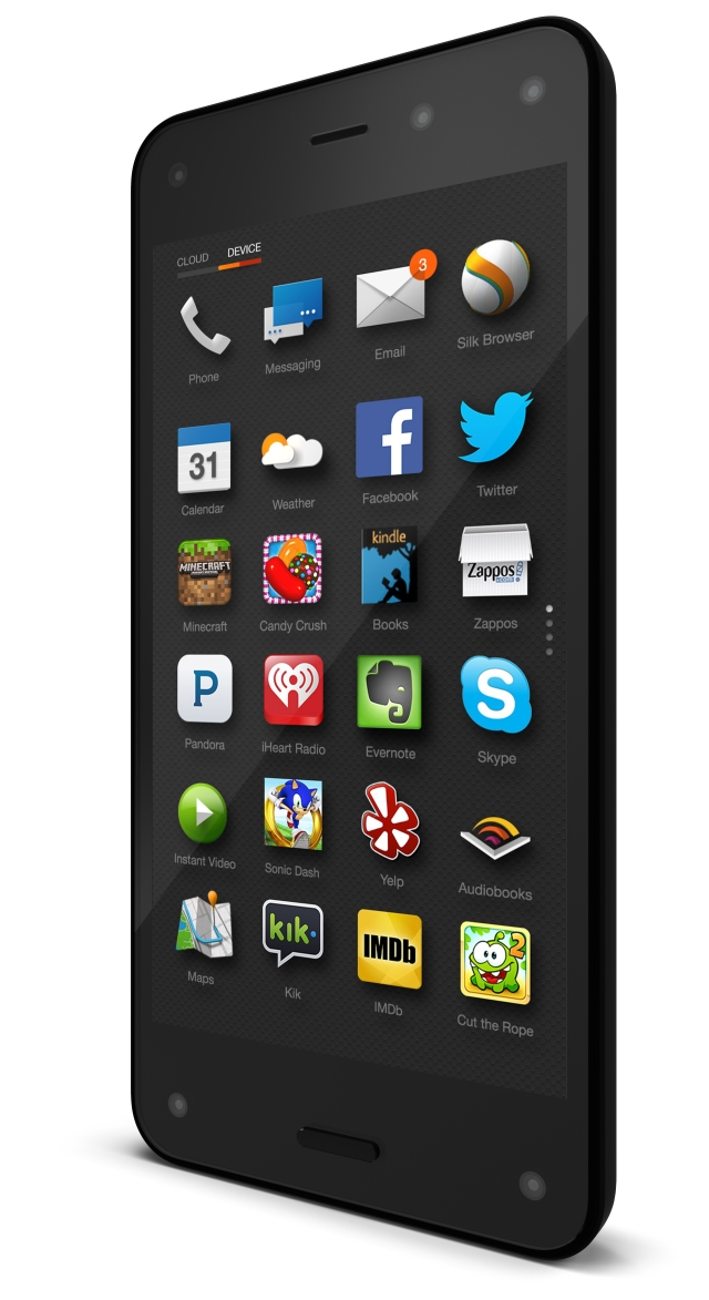 Amazon Fire Smartphone