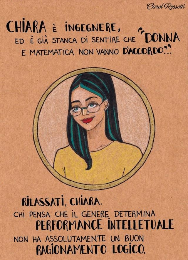 Chiara in Italian