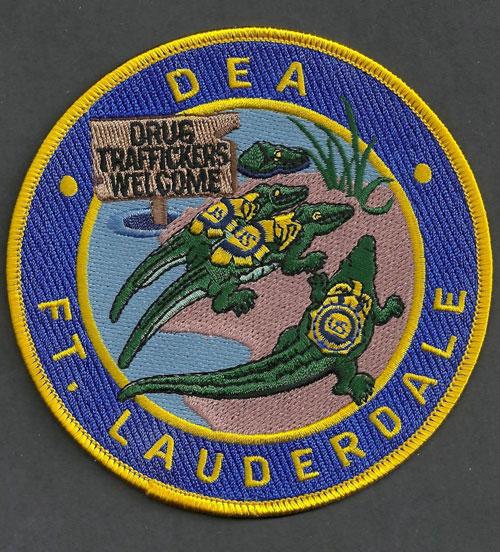 Bizarre DEA Patches