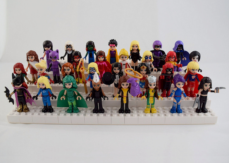 The LEGO Super Friends Project