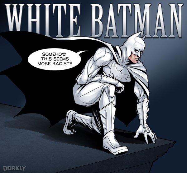Progressive Superheroes
