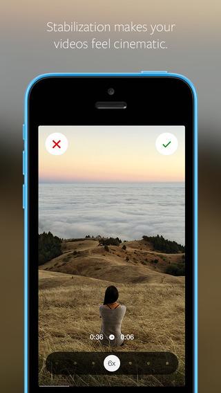 Hyperlapse App