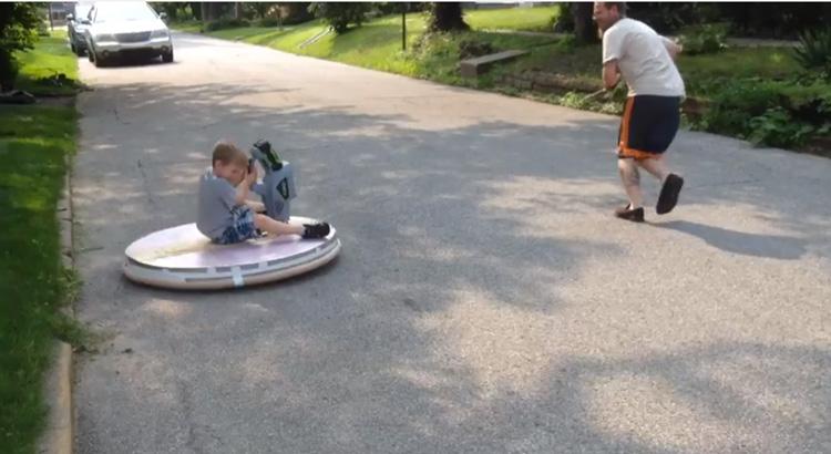 Kids Hovercraft