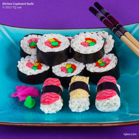 Inedible Food Photos by TQ Lee