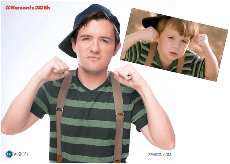 The Little Rascals 20th Anniversary