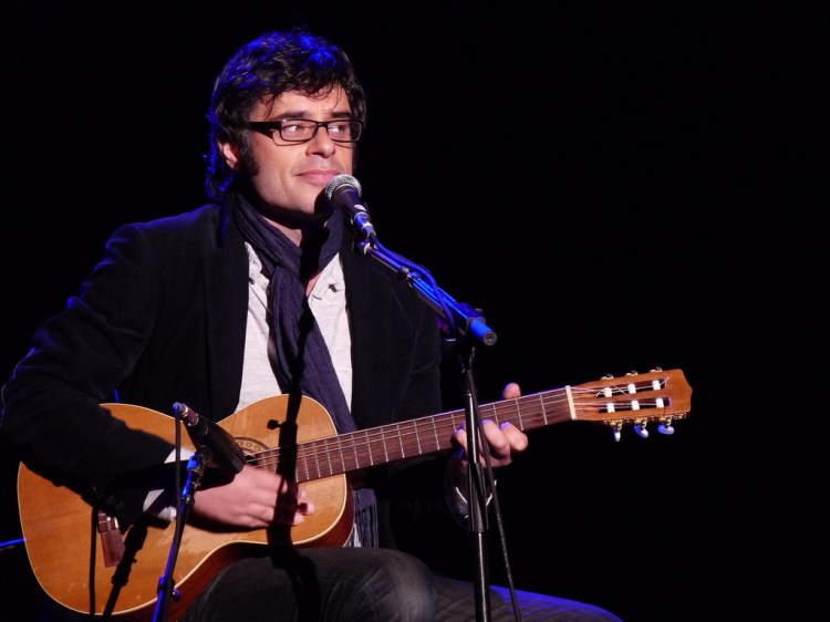 Jemaine Clement from Flight of the Conchords