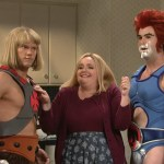 He-Man, She-Ra, & Lion-O Toys Come Alive in Raunchy 'Saturday Night Live' Sketch Starring Chris Pratt & Ariana Grande