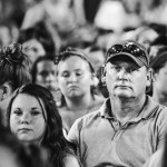 Photos of Sad Dads at a One Direction Concert