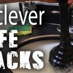 A Compilation Video of Five Clever Life Hacks