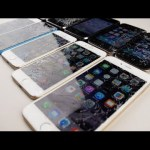 The iPhone 6 and iPhone 6 Plus Drop Tested Alongside Eight Older iPhone Models