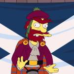 Groundskeeper Willie From 'The Simpsons' Weighs in on the Issue of Scottish Independence