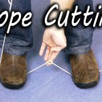 How to Cut String or Rope in an Emergency Without the Use of a Sharp Object