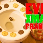 Evil Christmas Pranks That People Can Play on Family and Friends