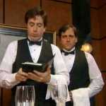 'Waiters Who Are Nauseated By Food', A 1996 'Dana Carvey Show' Sketch Featuring Stephen Colbert and Steve Carell