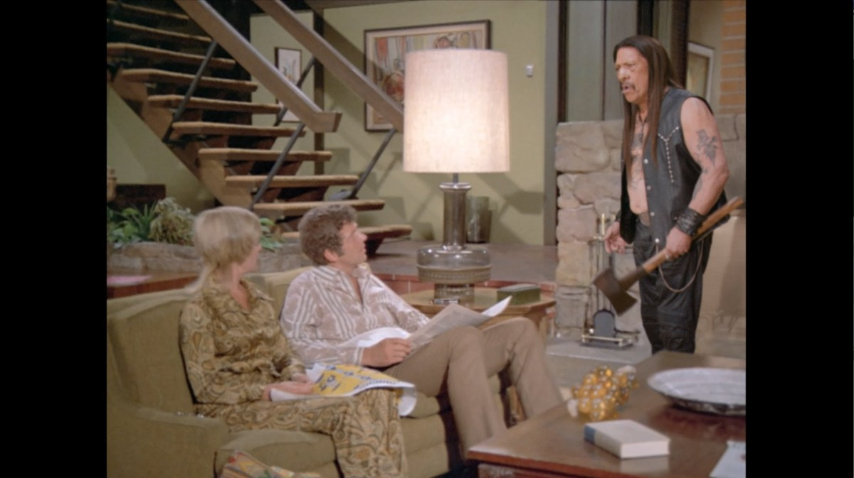 A Snickers Commercial Recasts 'The Brady Bunch' With Steve Buscemi and an Ax-Wielding Danny Trejo as Marcia and Jan