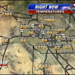 Phoenix Weatherman Hilariously Improvises When His Weather Map Begins Displaying Absurdly High Temperatures