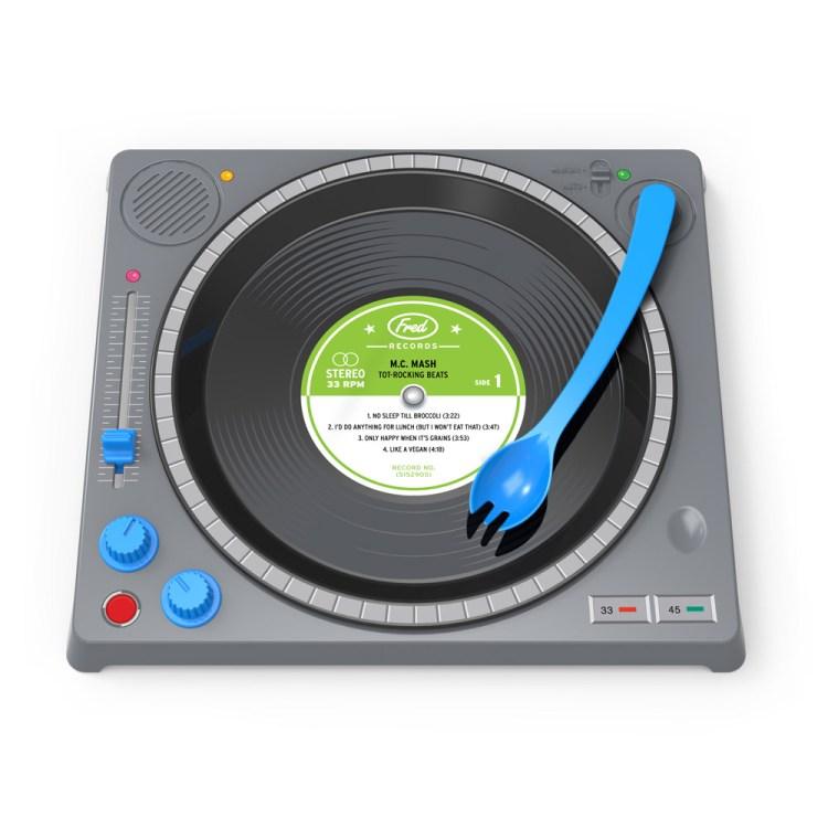 Dinner DJ Turntable Set for Kids