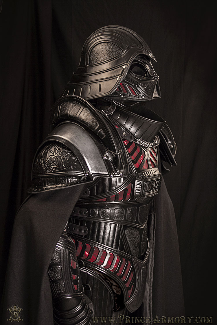 Medieval Fantasy Lord Vader Armor