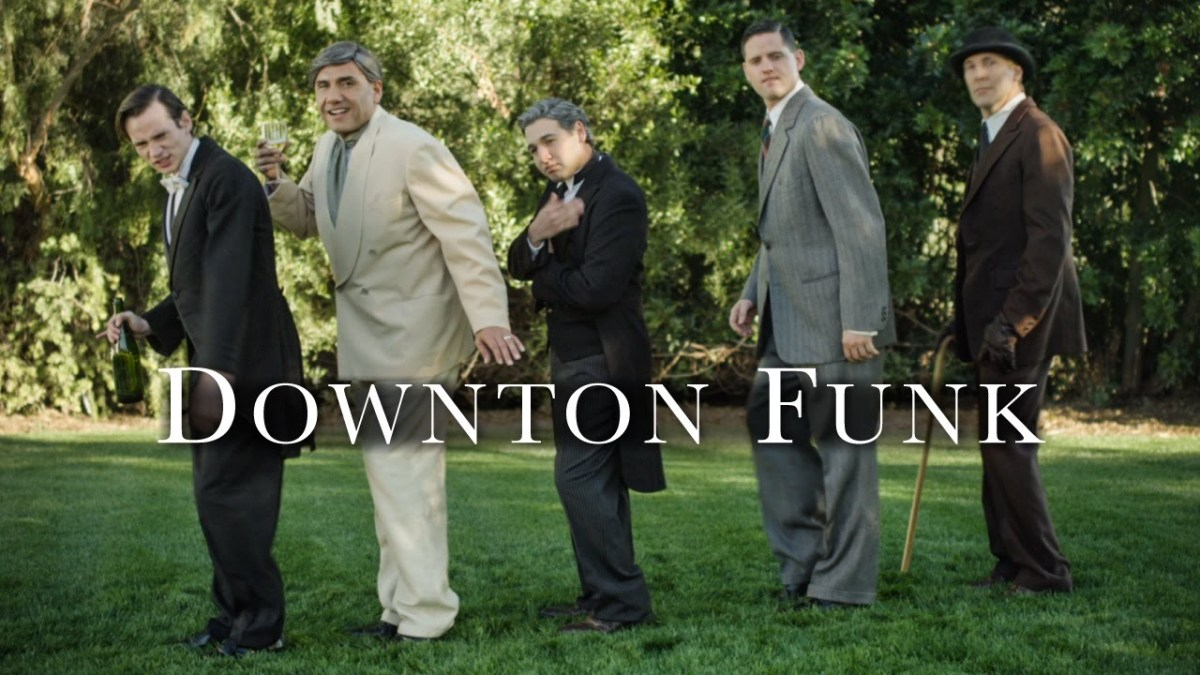 'Downton Funk', A Mashup of 'Downton Abbey' and the Mark Ronson Song 'Uptown Funk'