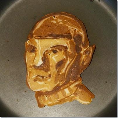 Spock Pancake