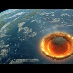 Devastating Computer Simulation of Asteroid Hitting Earth Set to Pink Floyd's 'The Great Gig in the Sky'