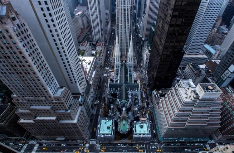Urban Exploration Photos of New York City by Dark Cyanide
