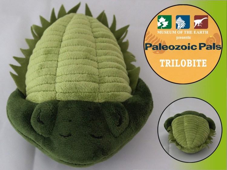 Trilobite plushie