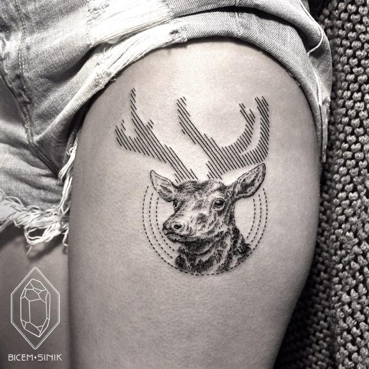 Tatto Ideen - Magazine cover