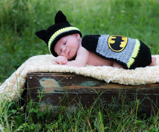 Newborn Batman