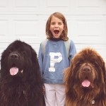 An Adorable Photo Series That Features a Boy and His Two Dogs Growing Up Together in the Pacific Northwest