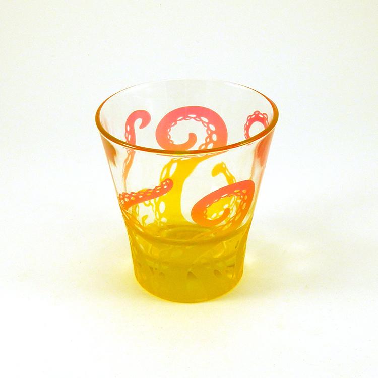 Embracing Tentacles Espresso Shot Glass