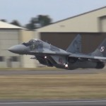 Incredible Vertical Takeoff of a MiG-29 Fighter Jet