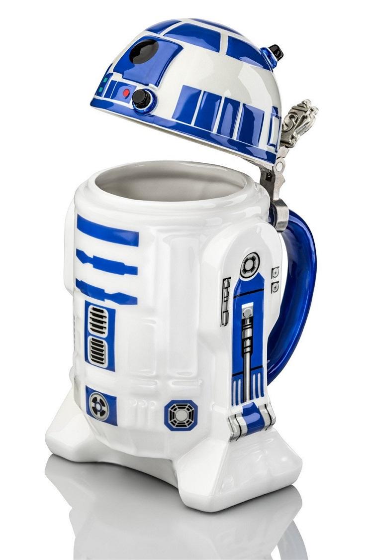 Star Wars R2-D2 Stein