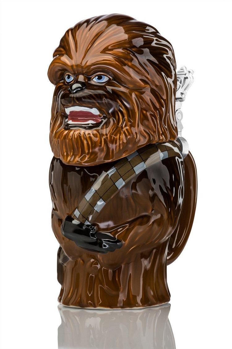 Star Wars Chewbacca Stein
