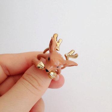 Reindeer Ring