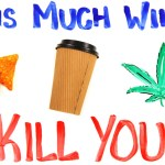 A Look at the Lethal Dose of a Variety of Substances Like Alcohol, Caffeine, and Even Water