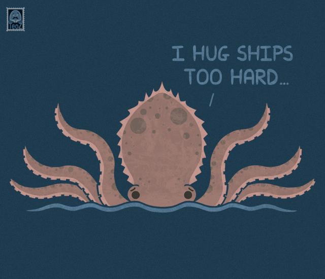 Monster Issues - Kraken