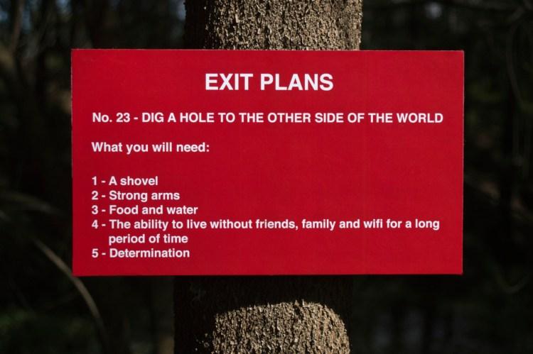 Exit Plans