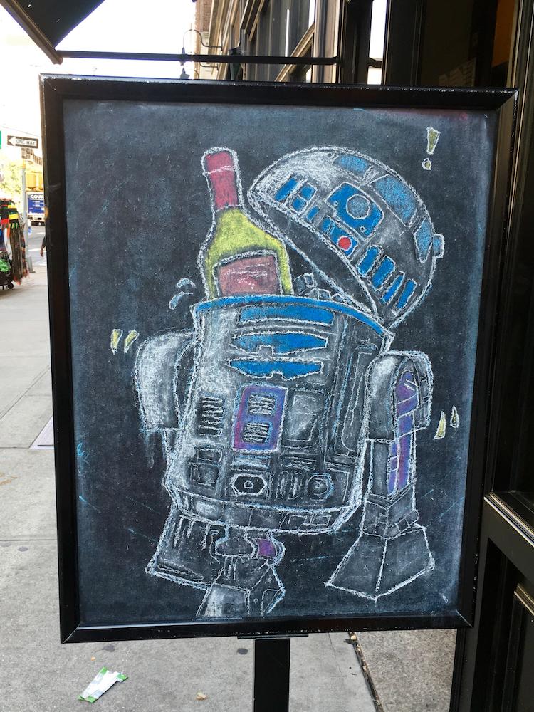 R2-D2 Wine