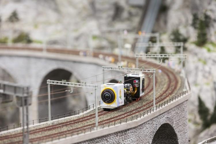 miniatur wunderland train car