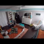 A Dad Tries to Scare His Son by Waking Him up as Darth Vader and It Backfires