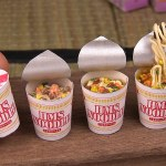 Dollhouse Artist Demonstrates How to Make Wonderful Miniature Versions of Japanese Foods