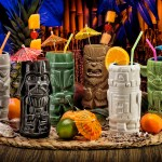 Star Wars Ceramic Tiki Mugs