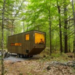 Getaway, A Service That Rents Tiny Houses In the Woods to Make Camping More Comfortable