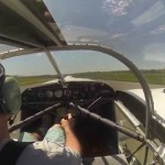 Pilot Makes Successful Deadstick Landing After the Propeller Falls off His Plane During Flight