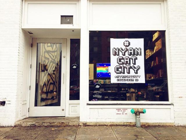 Nyan Cat City