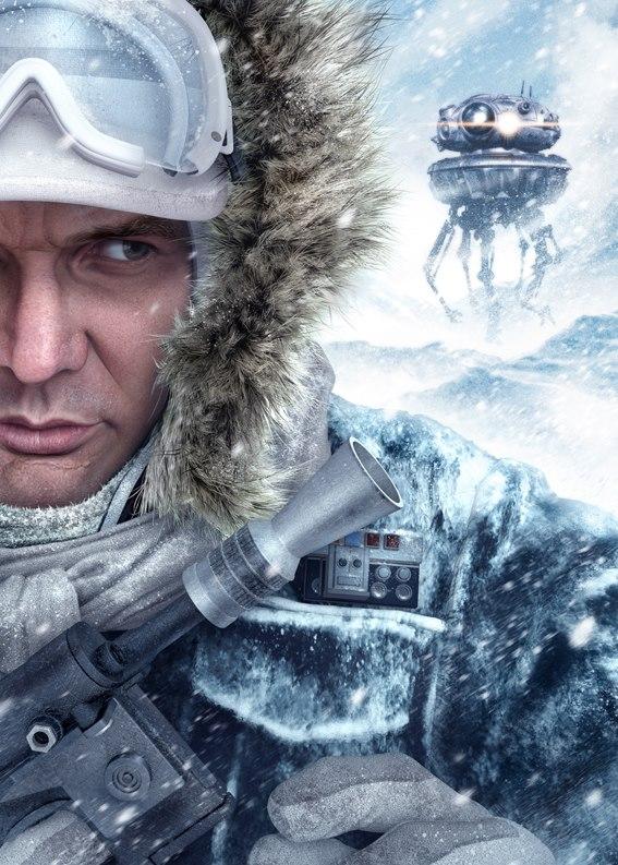 Hoth Intruder by Chris Wahl