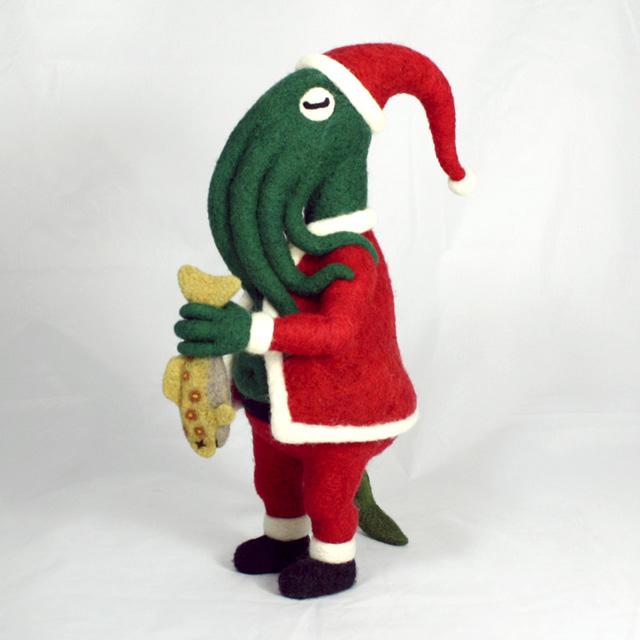 Santa Claus Chtulhu