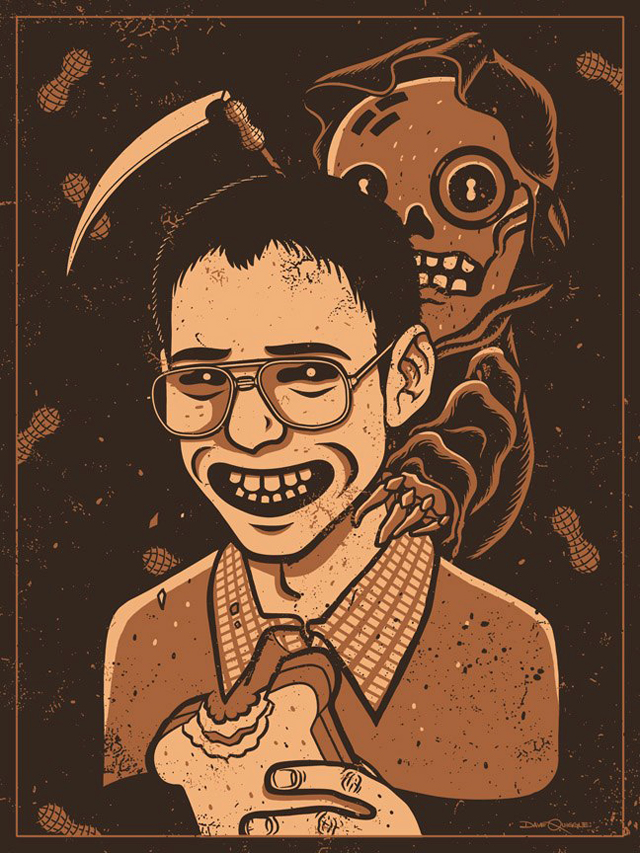 Bill Haverchuck by Dave Quiggle