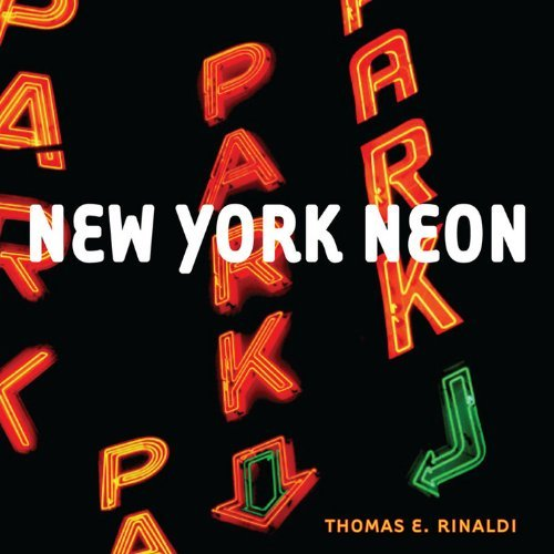 New York Neon by Thomas Rinaldi